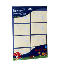 Fairy Notepad Pack Multicolour