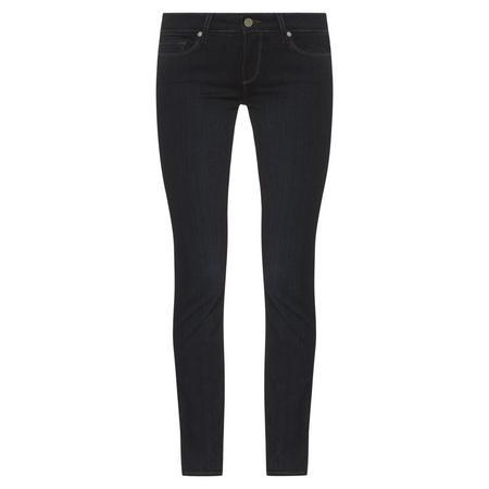 Skyline Skinny Fit Jeans Dark Blue Wash