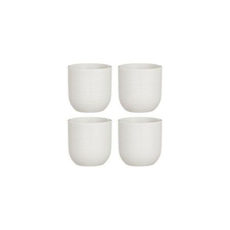 Croft Collection Luna Egg Cup Set of 4 Multicolour