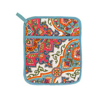 Moroccan Tiles Pot Mitt Multicolour