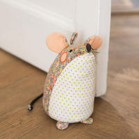 Mouse Doorstop  Multicolour