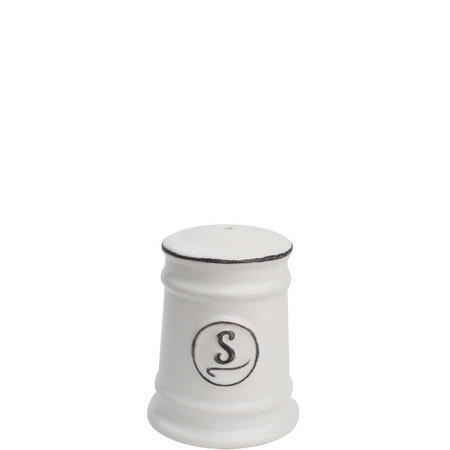 Pride Of Place Salt Shaker White
