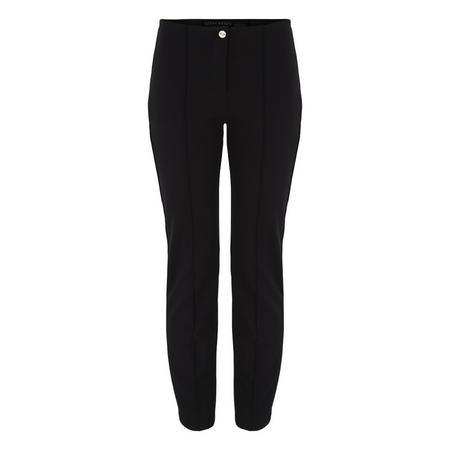 Skinny Trousers Black