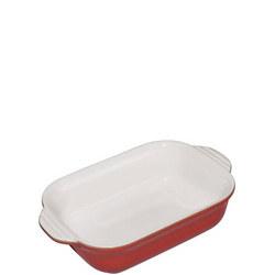 Pomegranate Small Rectangular Oven Dish