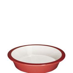 Pomegranate Round Pie Dish