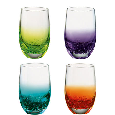 Fizz Shot Glasses Set of 4