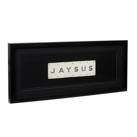 Jaysus Frame Black