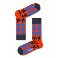 Dogtooth Socks Red