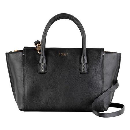 Wimbledon Tote Bag  Black