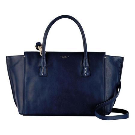 Wimbledon Tote Bag  Blue