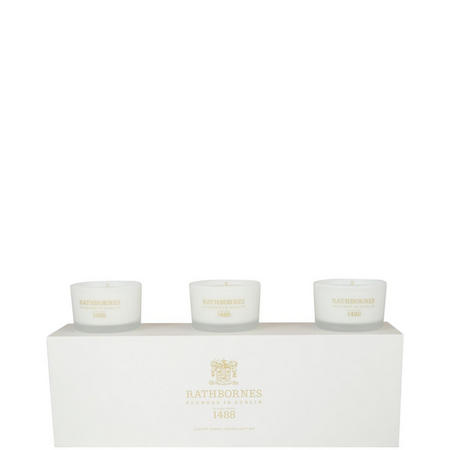 Candle Gift Set Dublin T Cedar & White Pepper