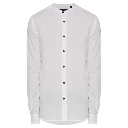 Uomo Long Sleeve Shirt White