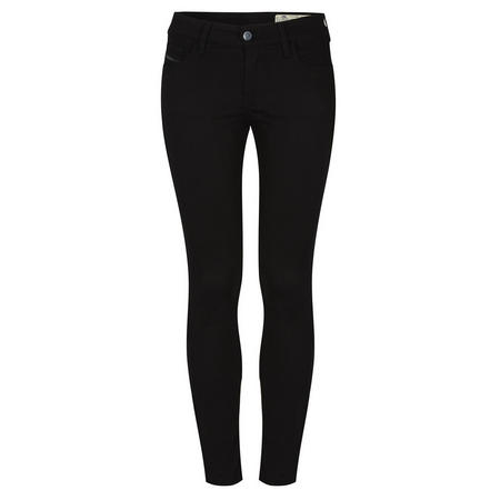 Slandy Super Skinny Jeans Black