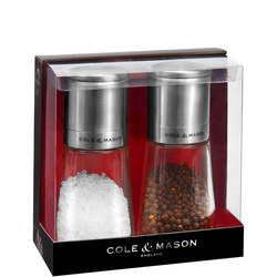 Clifton Salt and Pepper Mills Multicolour