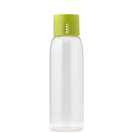 Dot Hydration Tracking Bottle Grey
