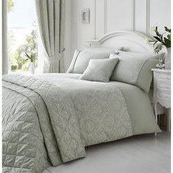 Laurent Duvet Set Silver
