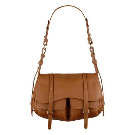 Grosvenor Large Shoulder Bag  Brown