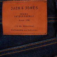 Clark Straight Jeans Dark Blue Wash