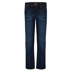 Clark Straight Jeans Dark Blue Wash