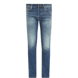 Clark Straight Fit Jeans Blue