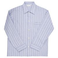 Arran Striped Pyjamas Blue