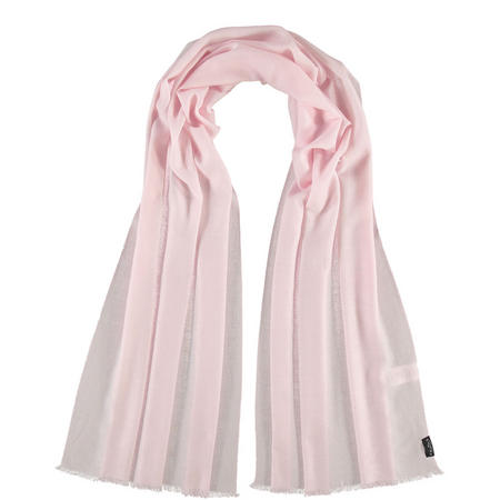 Wool Scarf Pink