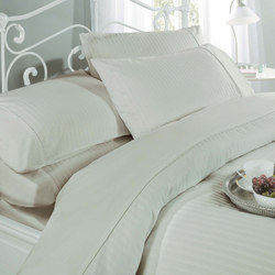 Ritz Duvet Cover Set Silver