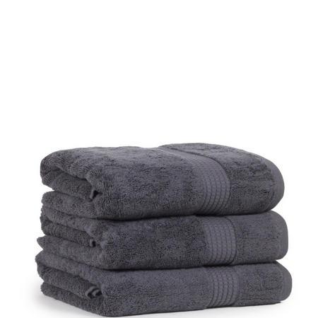 Poloma Towel Grey