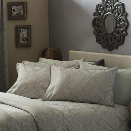 Bromley Standard Pillowcase White
