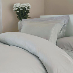 400 Thread Count Oxford Pillowcase Platinum