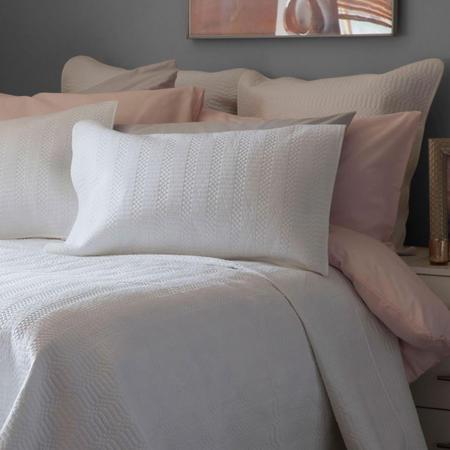 Stratford Standard Pillowcase White