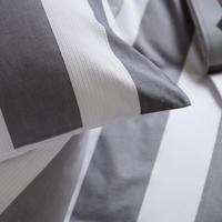 Brompton Duvet Cover Set White