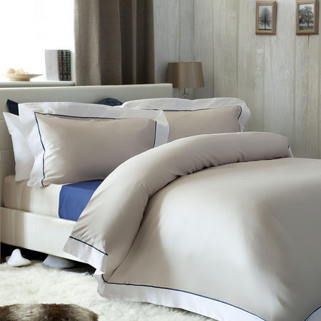 Chelsea Duvet Cover Set Natural