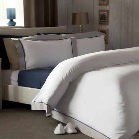 Chelsea Duvet Cover Set White