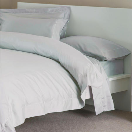 400 Thread Count Fitted Sheet Platinum