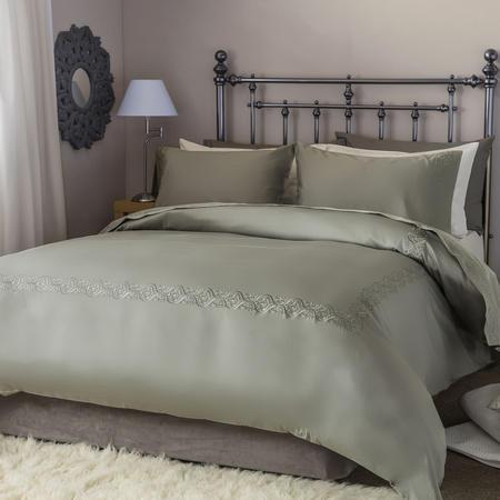 Felicity Coordinated Bedding Set Grey