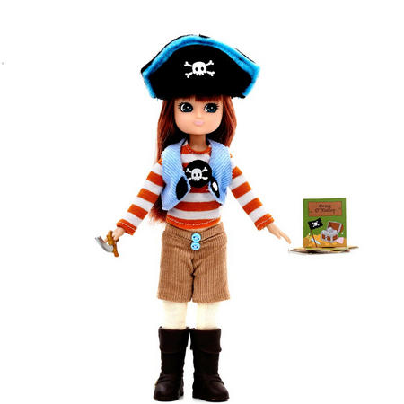 Pirate Queen Doll