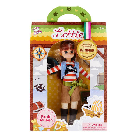 Pirate Queen Doll Multicolour