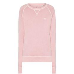 Crew Neck Sweater Pink