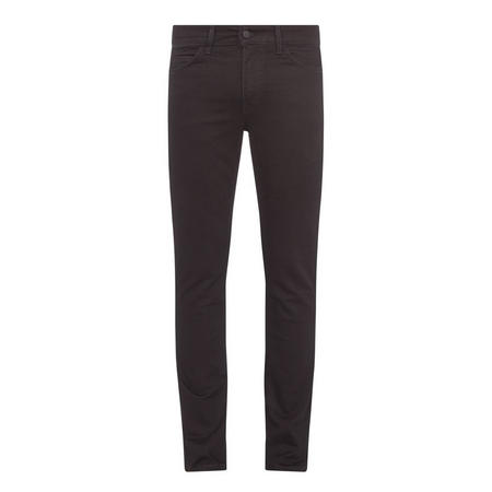 L8 Slim Fit Jeans Black