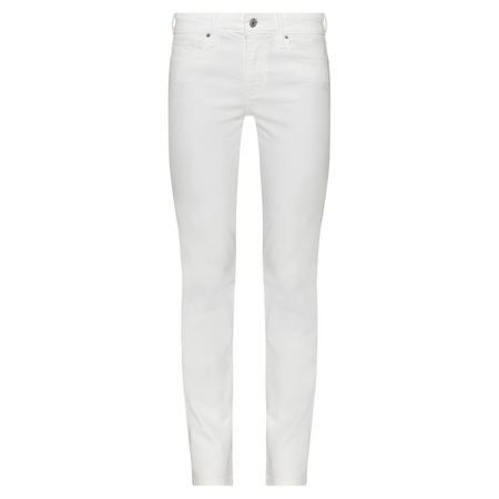 712 Slim Fit Jeans White
