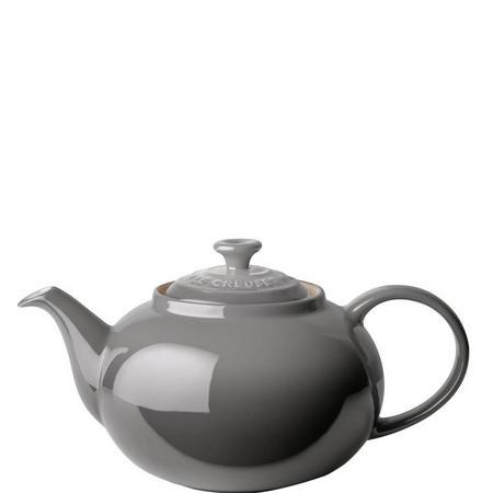 Stoneware Classic Teapot Flint