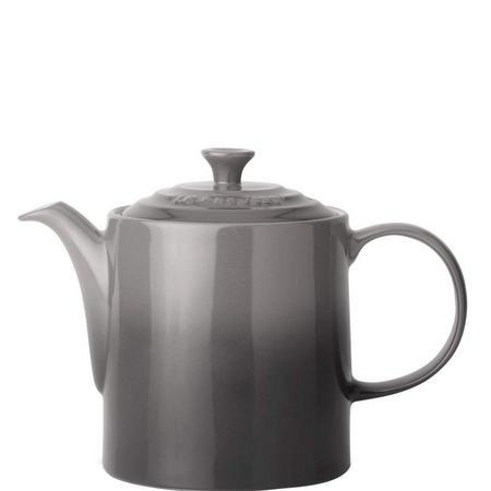 Stoneware Grand Teapot Flint