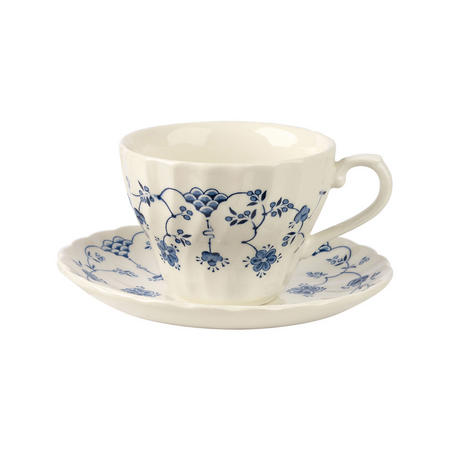 Finlandia Teacup & Saucer Multicolour
