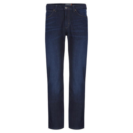 Arizona Straight Jeans Blue