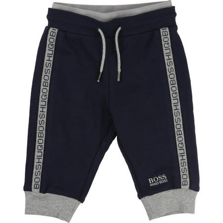 Logo Sweat Pants Navy