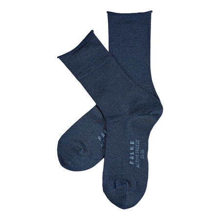 Active Breeze Ankle Socks Navy