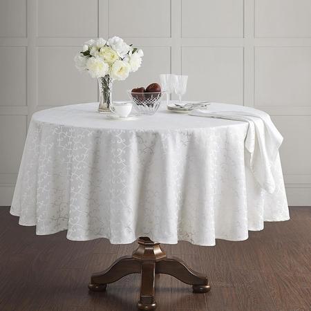 Harrington Tablecloth White