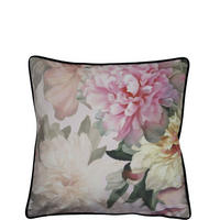 Painted Posey Cushion