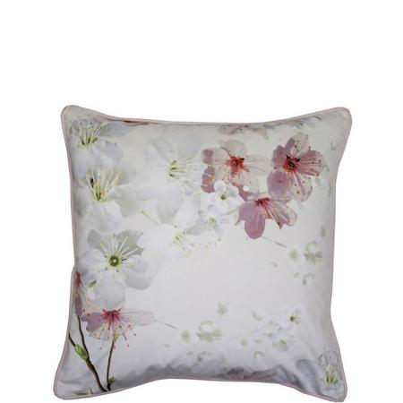 Oriental Blossom Cushion